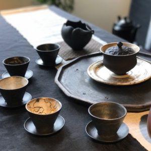 飲む 味わう お点前も学べる 美味しい中国茶会 @ 美命の会所