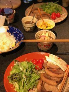 ジビエと旬の食材を食べながら学ぶ 「月の暦(旧暦)」講座 @ 美命の会所