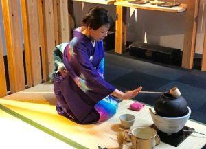 茶の湯のお稽古& 室礼講座「桃の節句を形にする」 @ 美命の会所