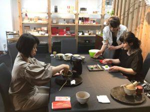型の意味から学ぶ 茶の湯のお稽古 @ 美命の会所