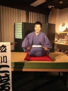 落語と江戸前寿司を楽しむ〜お江戸祭りVol.4 @ 美命の会所