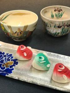 型の意味から学ぶ 茶の湯講座 @ 美命の会所