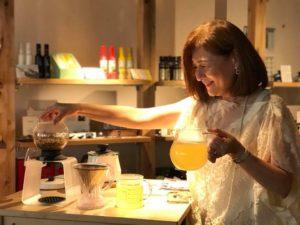 若林三弥子先生の幸せをよぶ料理講座〜お素麺のおもてなし」 @ 美命の会所