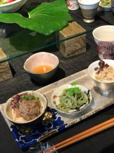 若林三弥子先生の幸せをよぶ料理講座 〜お素麺のおもてなし @ 美命の会所