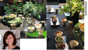 若林三弥子先生の  幸せをよぶ料理講座〜実りの秋のおもてなし @ 美命の会所
