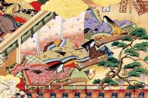 伝統芸能とお寿司を味わう〜源氏物語と琴 @ 美命の会所
