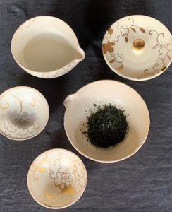 3種のお茶の美味しいいれ方プチ講座 @ 美命の会所