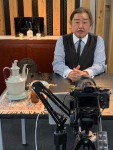日本を学び直す有職講座「日本の食文化」 @ 美命の会所